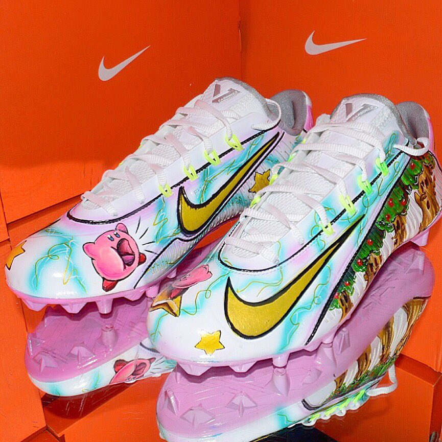 Odell Beckham Jr. Kirby Cleats Main