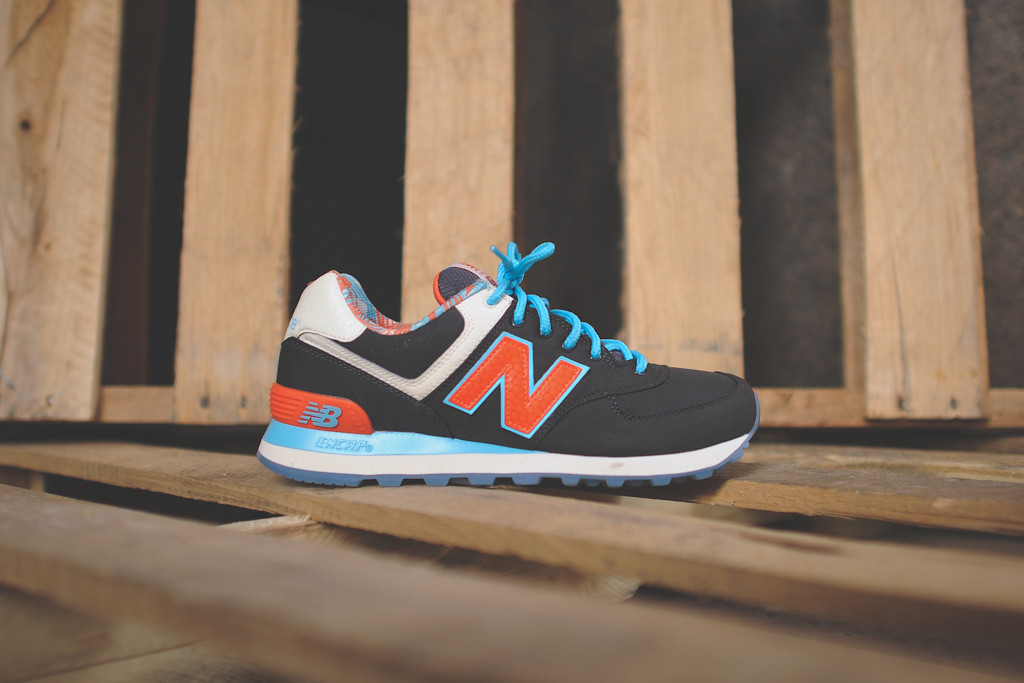new balance m574 brown
