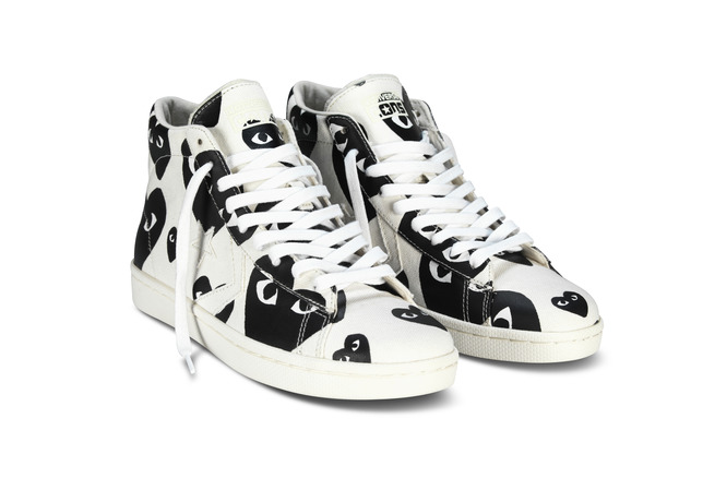 faee020d47a70c ... Converse Pro Leather Mid will release on the Dover Street Market  website and at Comme des Garçons NYC on May 28