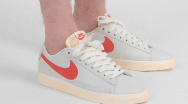 100% authentic 350ee 45bab The Sail   Red Nike Blazer Low VNTG size  Exclusive is limited to 500  pairs, and is available now in the size  online store.