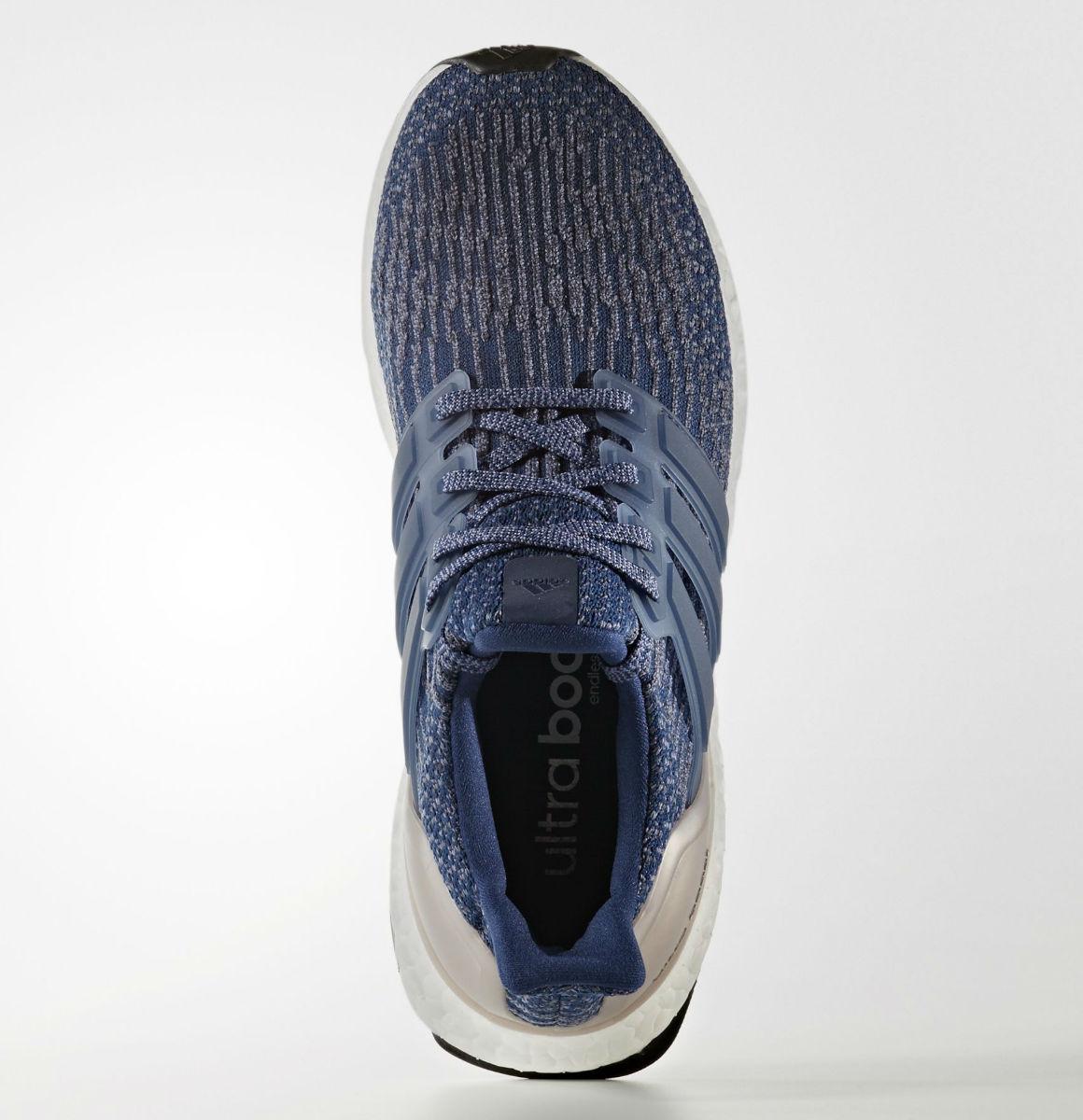 Adidas Ultra Boost Women's Mystery Blue Top BA8928
