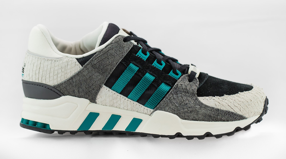 adidas remakes a retro runner with snake scales sole. Black Bedroom Furniture Sets. Home Design Ideas