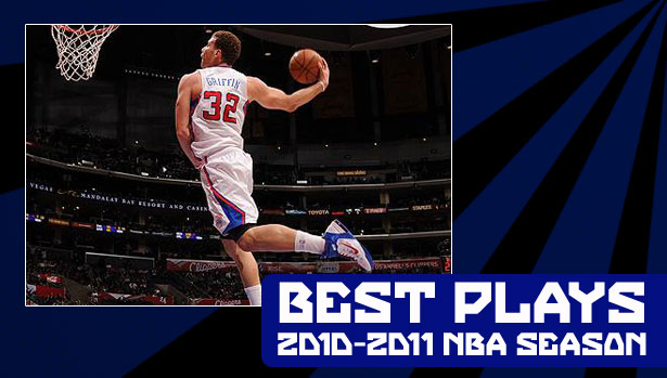 List 'Em: The Best Plays of the 2010-2011 NBA Season