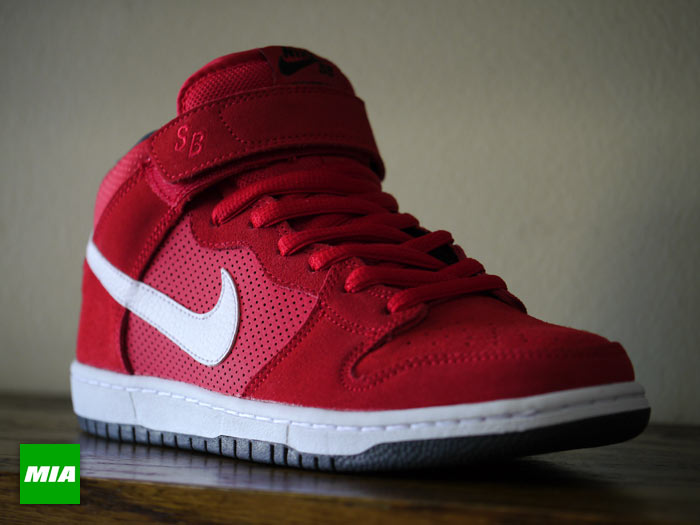 nike roshe promo - Nike SB Dunk Mid Pro - Hyper Red | Sole Collector