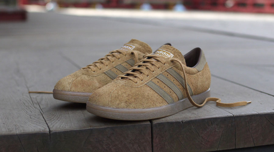mita sneakers x adidas Originals Tobacco - Brown   Gum  e53412b0711e