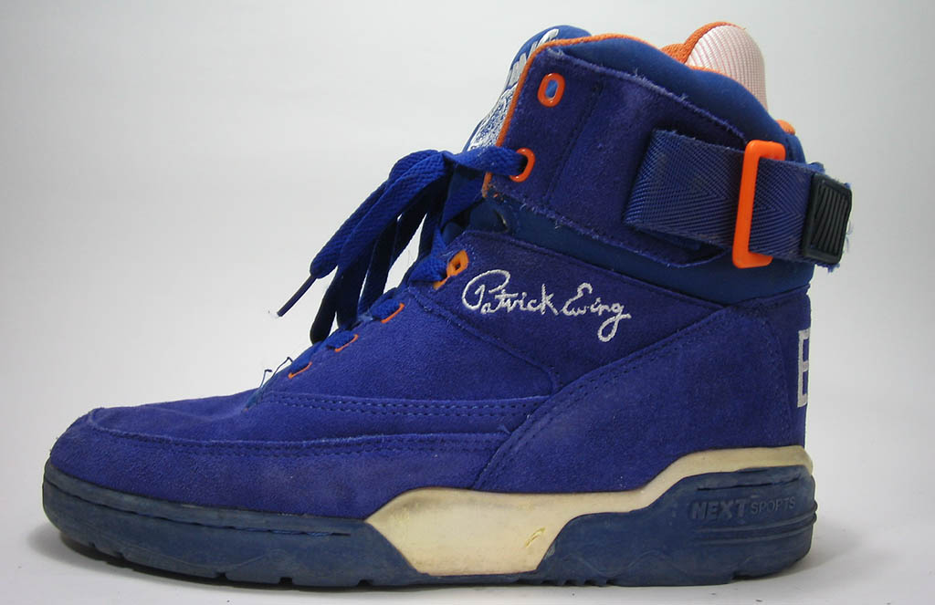 Ewing 33 Hi Knicks Away