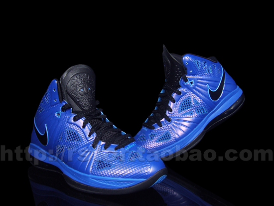 lebron 8 royal blue - photo #5