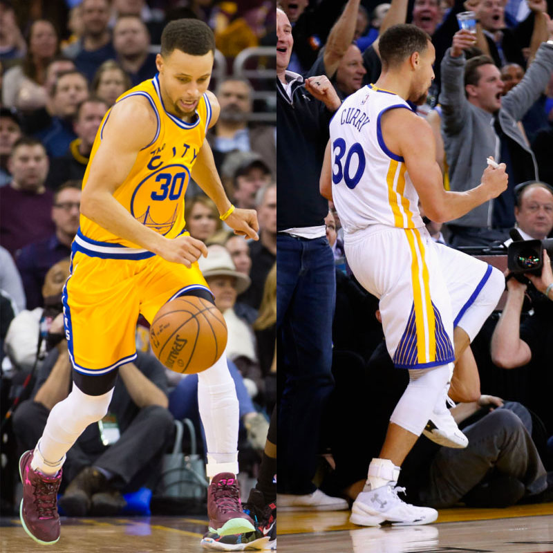 #SoleWatch NBA Power Ranking for January 24: Stephen Curry