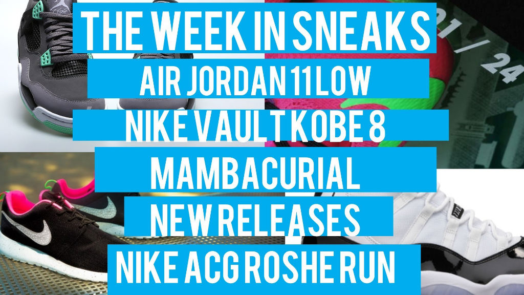 The Week In Sneaks with Jacques Slade : June 7, 2013