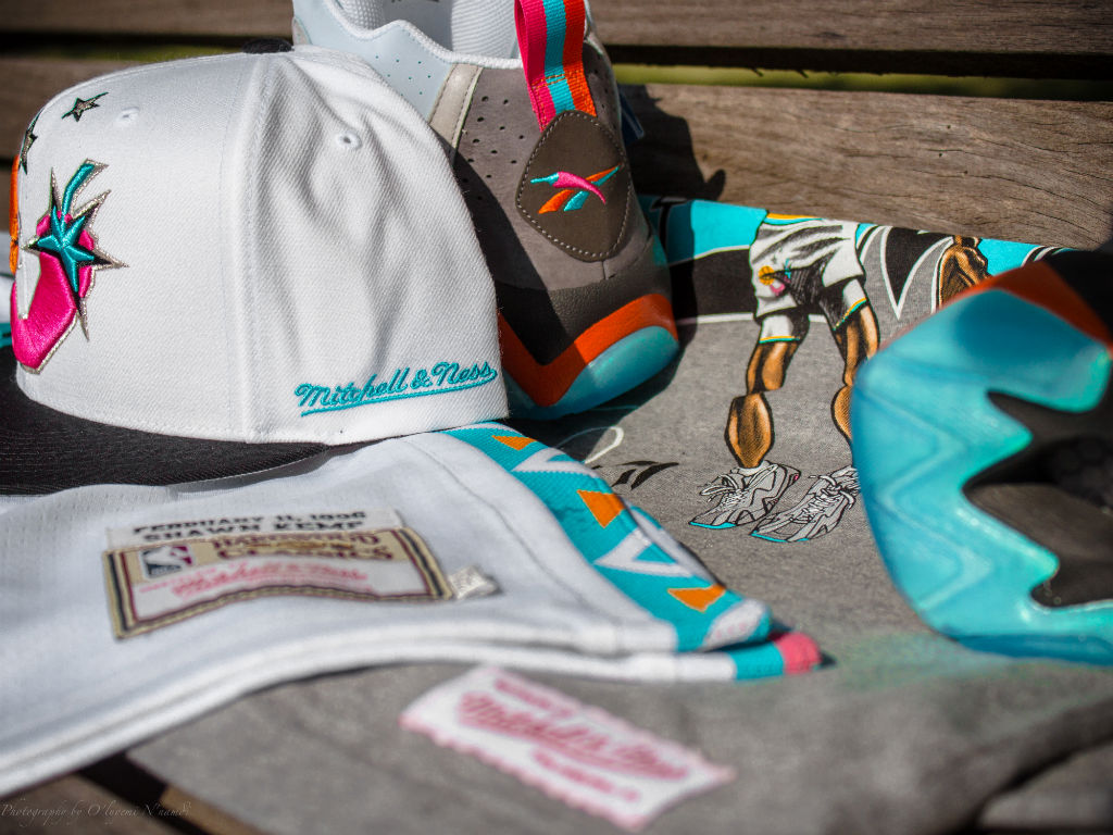 "Packer Shoes x Reebok Kamikaze II x Mitchell & Ness ""Remember The Alamo"" Capsule Collection (11)"
