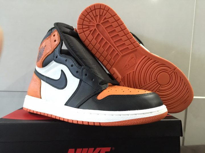 The Air Jordan 1 'Shattered Backboard' Will Also Release ...