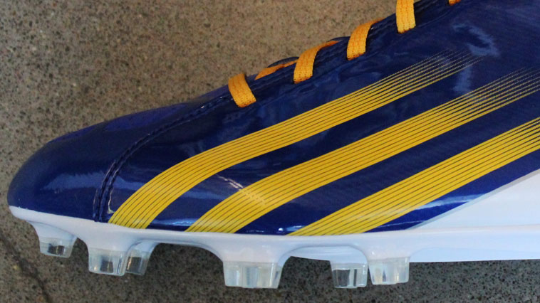 adidas adiZero 5-Star Mid Copperas Cove Bulldawgs by Robert Griffin III (2)