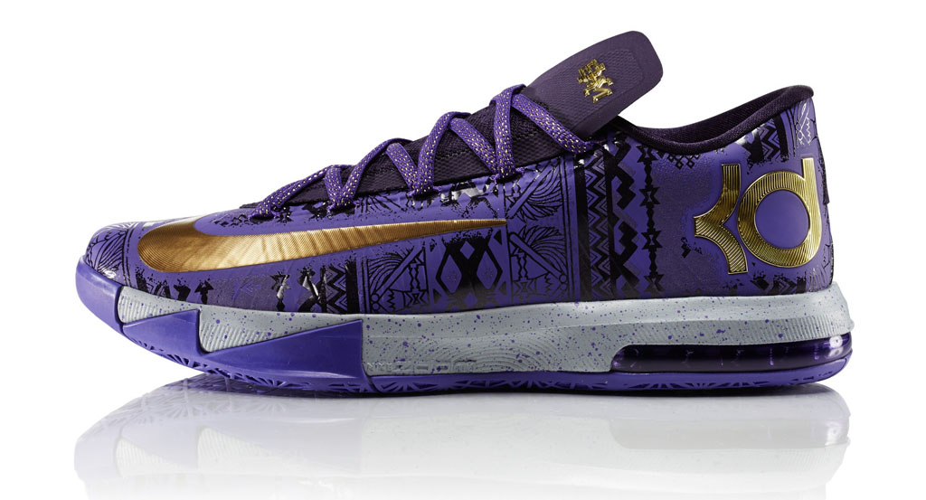 Nike Basketball & Jordan Black History Month 2014 Collection - KD 6 (1)
