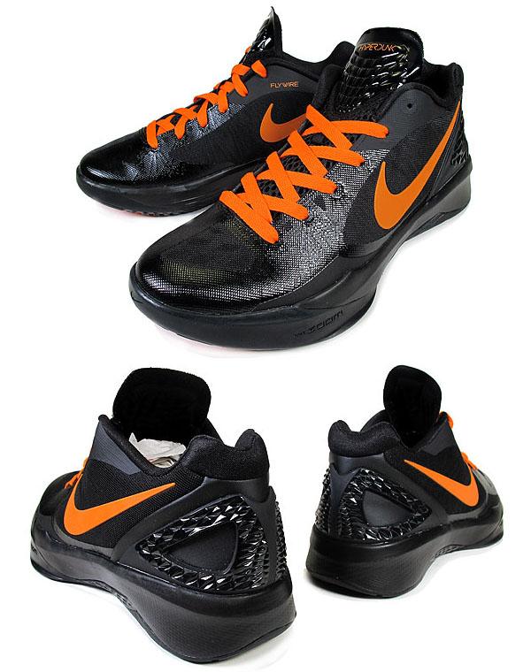 new styles c8d28 dc775 Nike Zoom Hyperdunk 2011 Low Linsanity Black Orange Blaze 487638-081 (2)