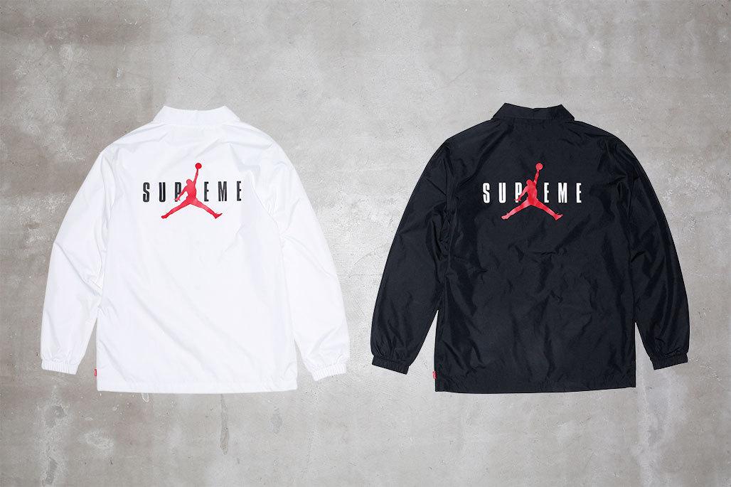 More Supreme x Air Jordan Stuff Is