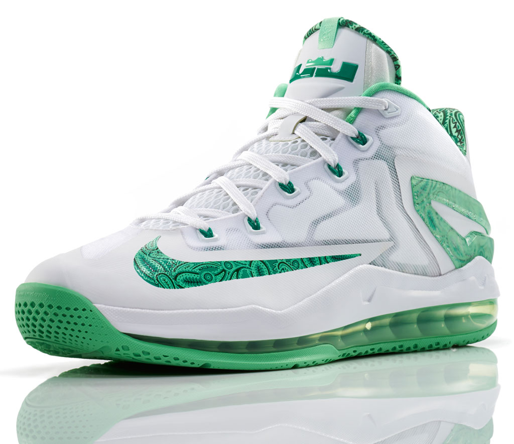 Nike LeBron 11 Low Easter (2)