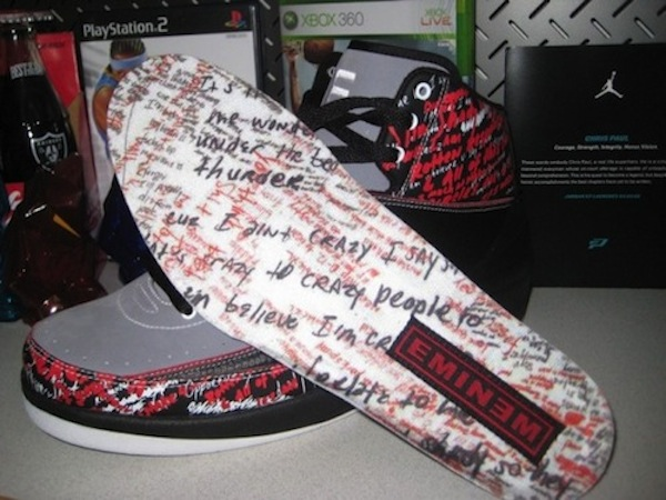 In Context: The 'Eminem' Air Jordan 2