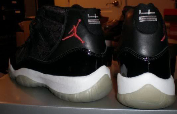 Air Jordan XI 11 Space Jam  45 Sample. via Sole Supreme. Year  2000. Red  Space Jam f27868c6b2