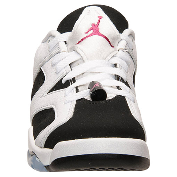 2877d0b4cfef79 Your Best Look Yet at the  Sport Fuchsia  Air Jordan 6 Low