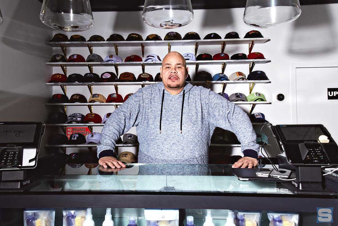 Fat Joe's Up NYC