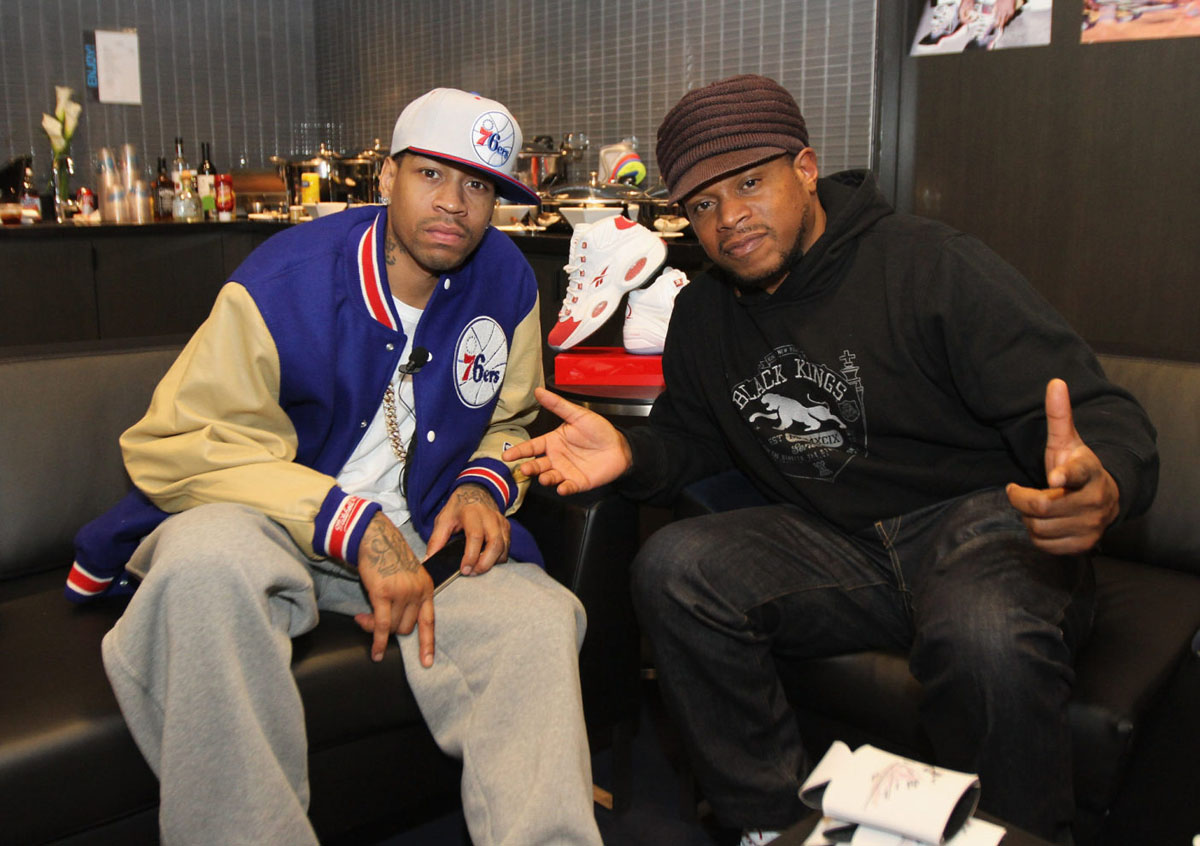 Reebok Q96 Launch Event featuring Allen Iverson // Photos (13)