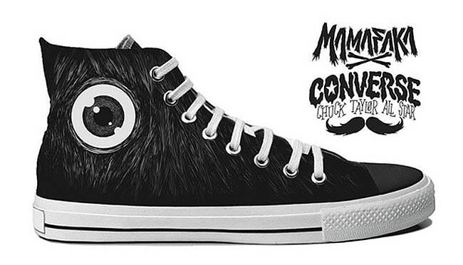 MAMAFAKA x Converse Chuck Taylor All Star
