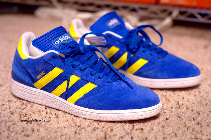 Spotlight // Pickups of the Week 11.17.12 - adidas Skateboarding Busenitz Pro Blue Bird by verse001