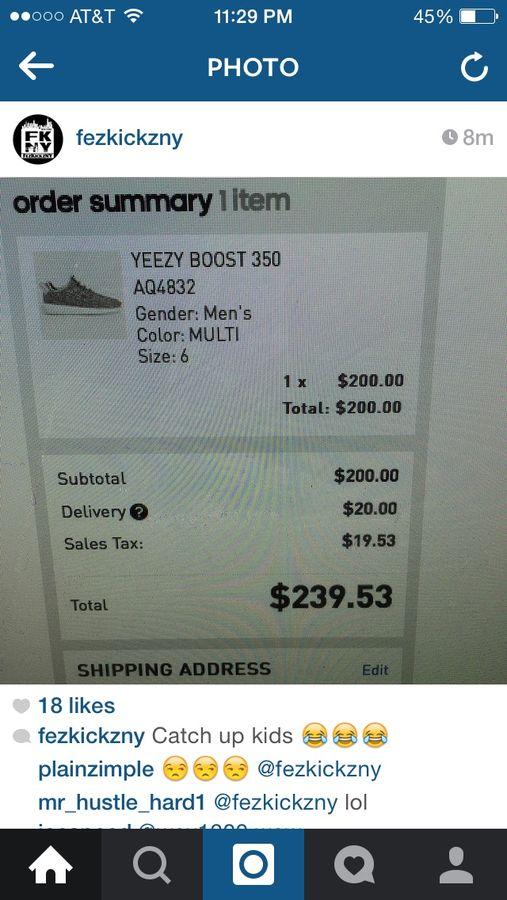 yeezy adidas confirmed