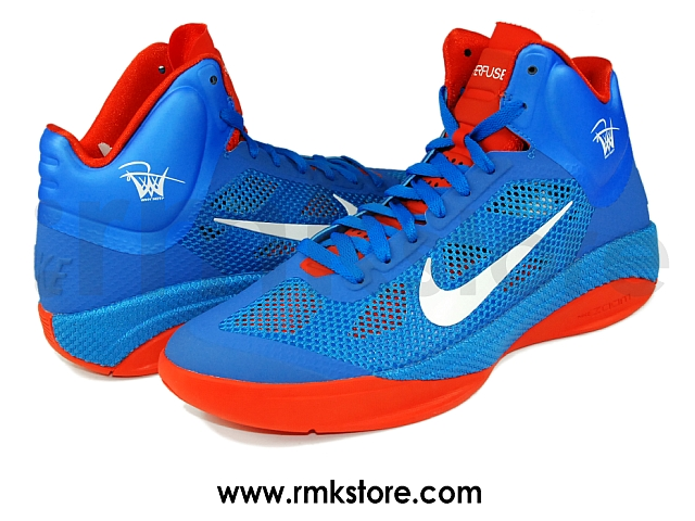 new style aa0fc dd69e Nike Zoom Hyperfuse Russell Westbrook Player Exclusive 407622-408 ...