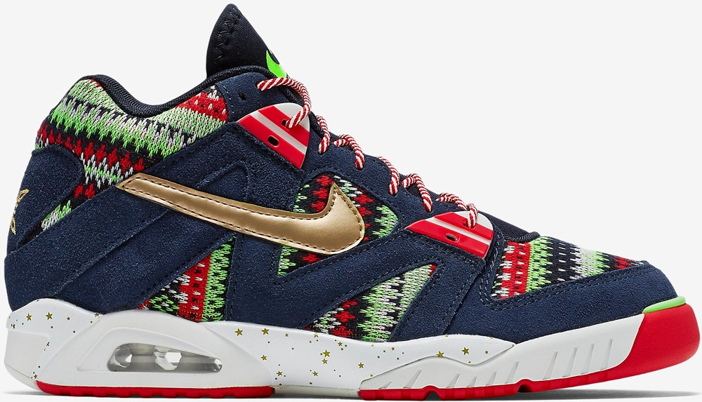 Nike Air Tech Challenge III Christmas