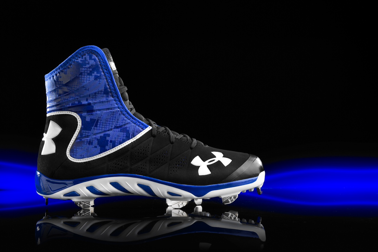under armour baseball shoes kids