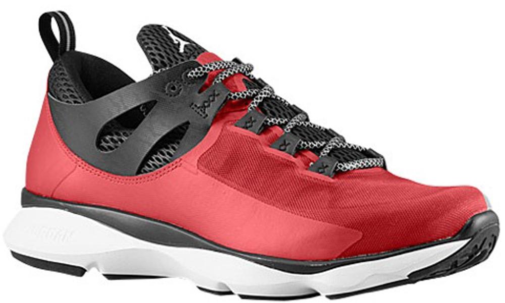 Jordan Flight Runner Gym Red/Black-White