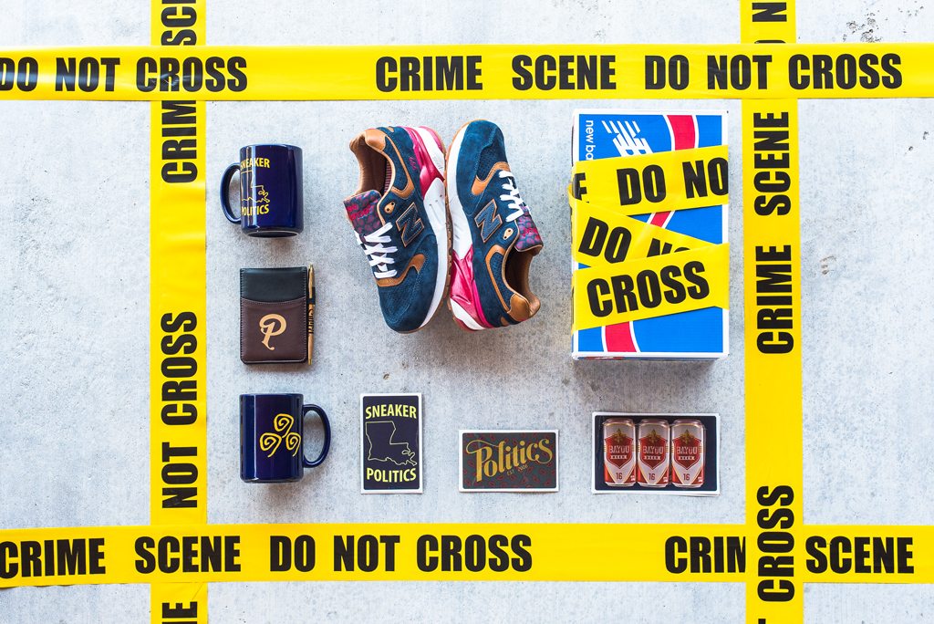 UPDATE 9/23: The first 50 in-store customers at Sneaker Politics\u0027 Lafayette  location as well as the first 50 online customers to purchase the #case999  will ...