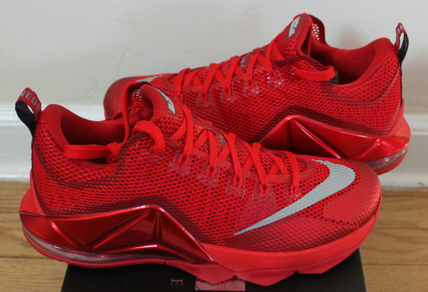 e0a647c94044 Nike LeBron XII 12 Low Red October 724557-616 (1)