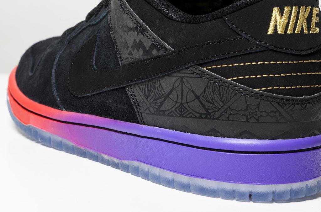 wholesale dealer aa0d8 79888 Nike BHM Dunk Low SB Premium (2)