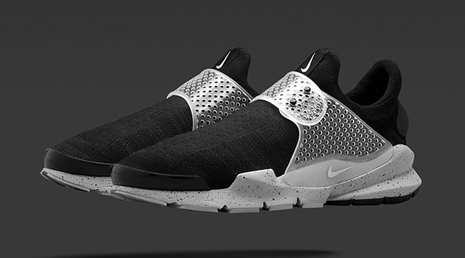on sale 9c092 7aff7 Release Date: fragment x Nike Sock Dart 'Black' | Sole Collector