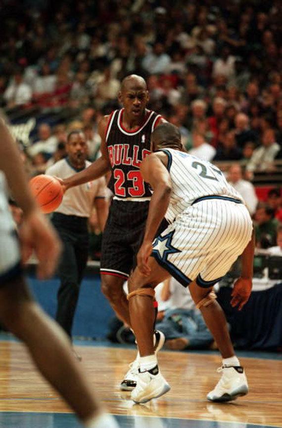 size 40 79d7a fd6f2 Remembering Nick Anderson's Original Air Jordan Player ...
