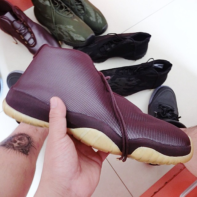 Air Jordan Future Burgundy (1)