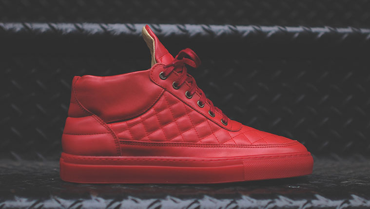 Seeing Red All The Red Monochrome Sneakers That Dropped
