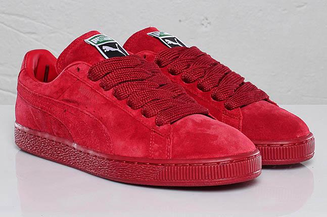 Puma Suede Classic All Red