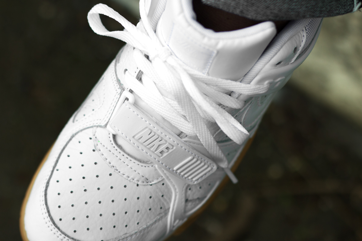 a41223cee080 Nike Isn t Done With White and Gum. Air Trainer ...