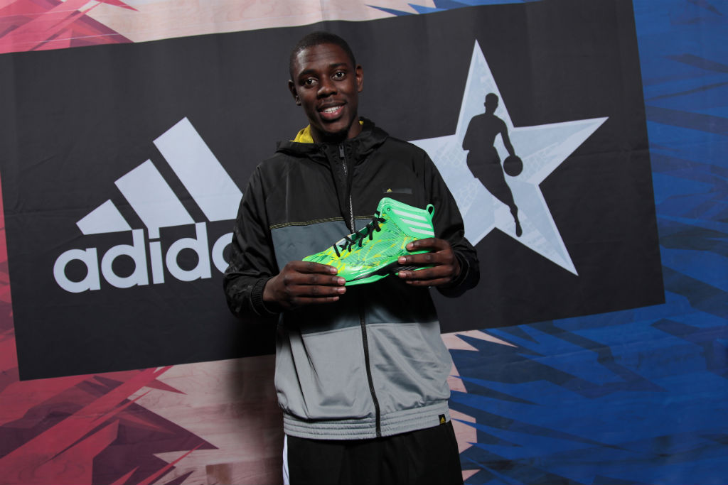 adidas Basketball Athletes Celebrate NBA All-Star // Jrue Holiday (2)