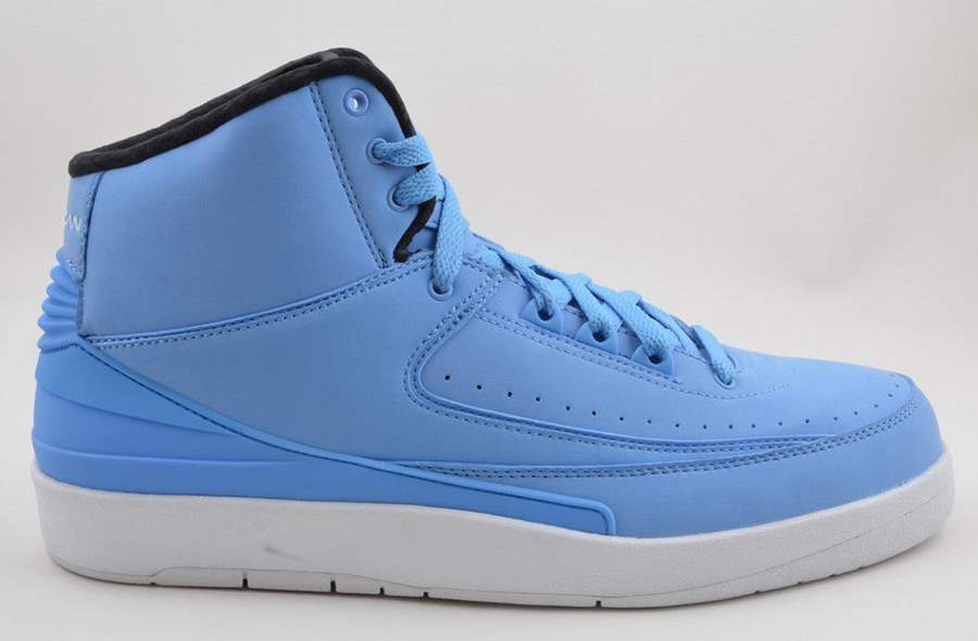 Air Jordan 2 Pantone Sample (2009)