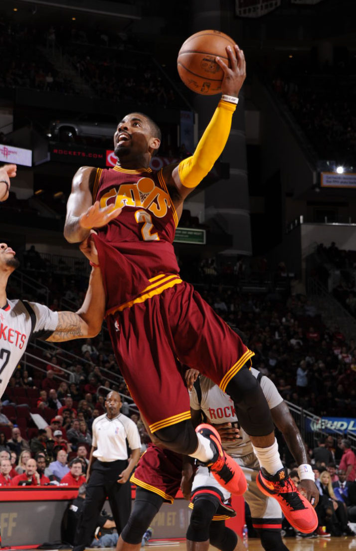 solewatch watch kyrie irving mix up the rockets in the