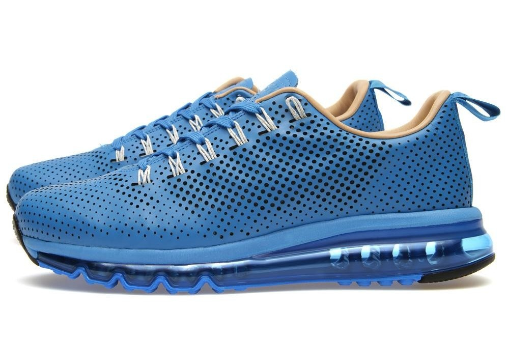 Nike Air Max Motion NSW SP Photo Blue New Images   Sole