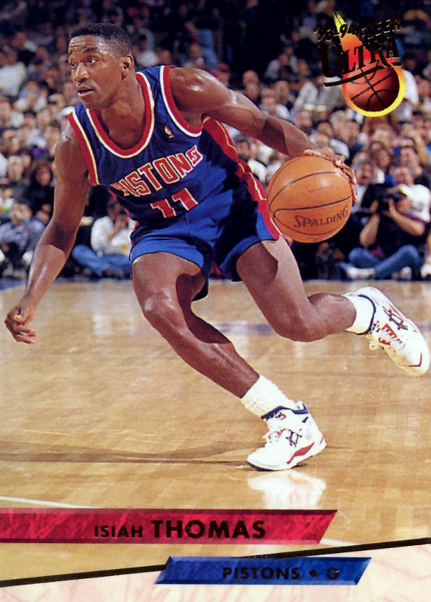 Nike Isiah Thomas Shoe