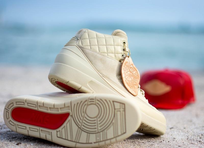 f7143dc0645 The  Beach  Don C Air Jordan 2s Will Not Be Cheap