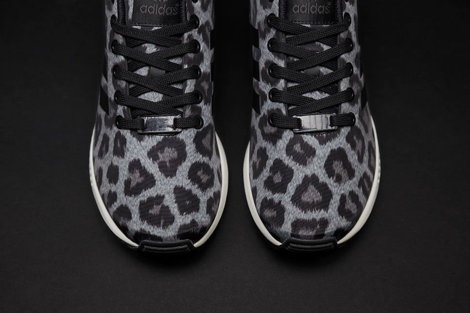adidas Originals ZX Flux Pattern Pack Exclusive for Sneakersnstuff - Snow Leopard (7)