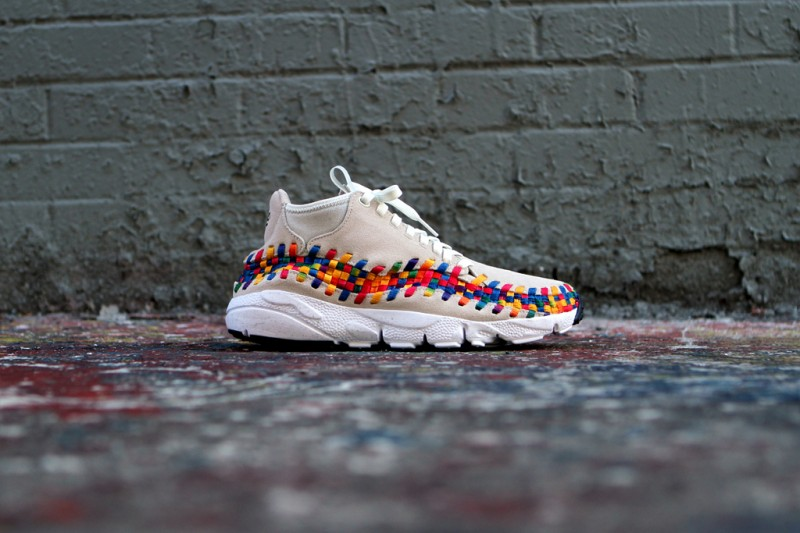 low priced d097c 19deb Nike Air Footscape Woven Chukka -
