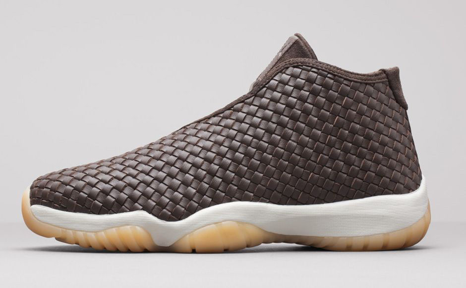 new products 16636 5d27a Air Jordan Future Premium Dark Chocolate 652141-219 (2)